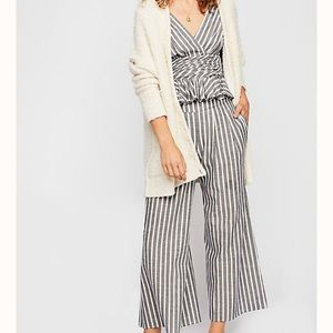 Free People FP Your Way striped set